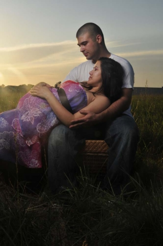 Virginia Beach Virginia Maternity session