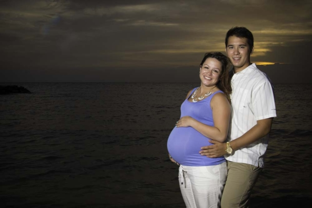 Maternity session in Virginia Beach