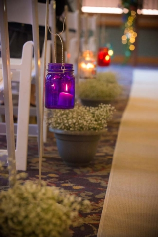 Great wolf Lodge wedding Detail image in Williamsburg Virginia