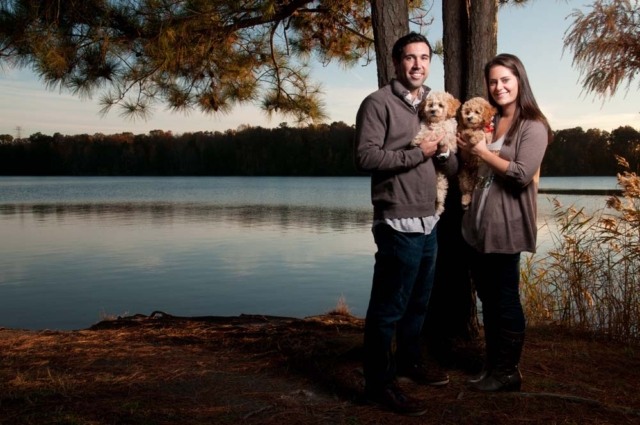 Pet and Family photographer in Virginia Beach and Chesapeake