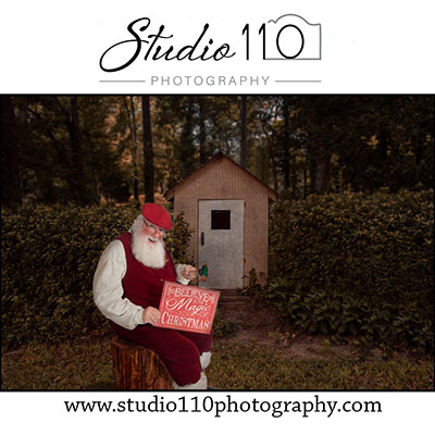 Santa's Workshop Virginia Beach – Santa Photographer
