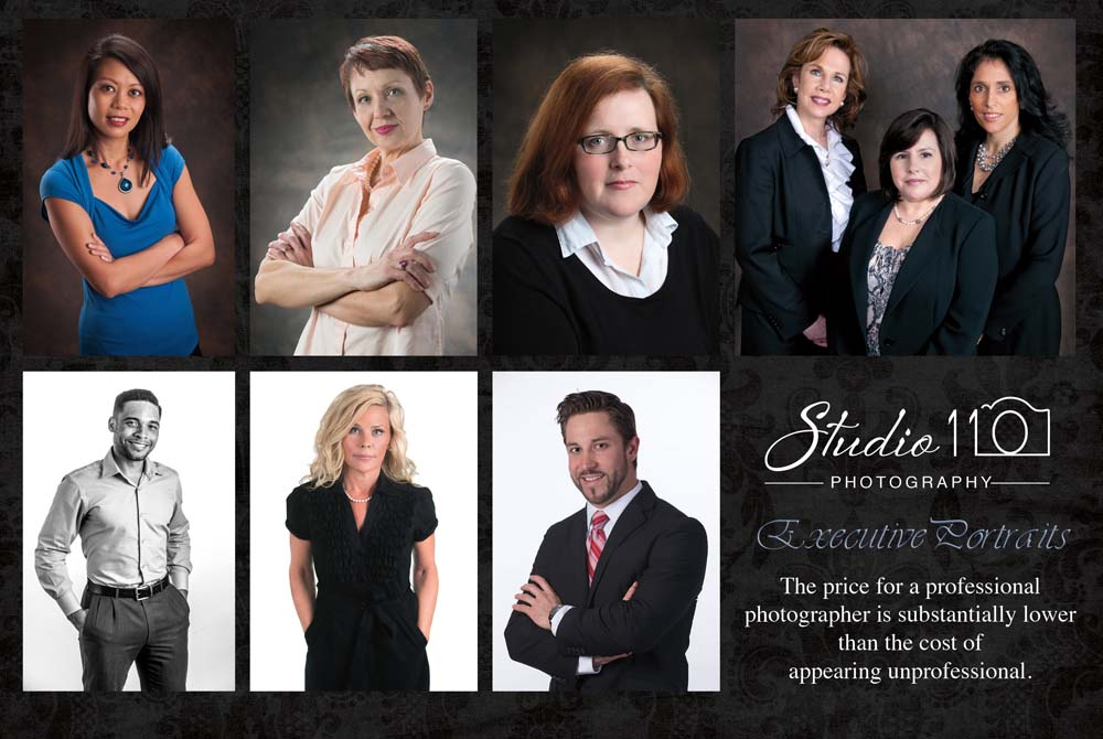 Look your best with an updated headshot